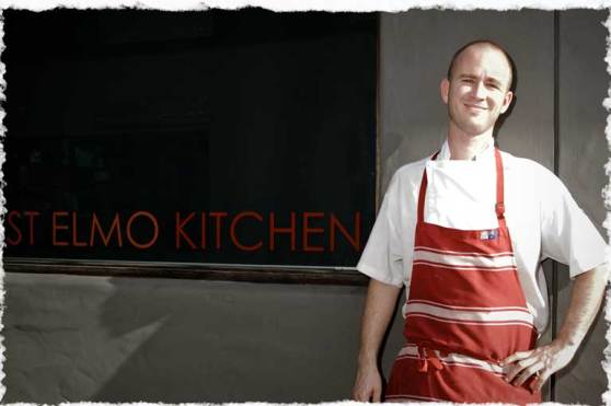 St Elmo Restaurant Chef Spanish Food Byron Bay